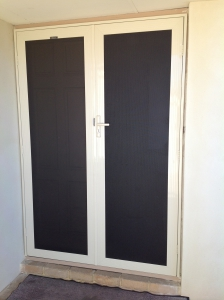 AluGard Double Doors
