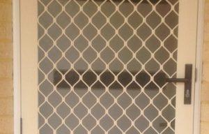 diamond grille security